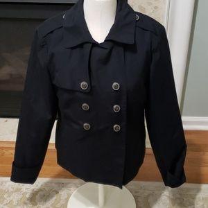 Banana Republic black jacket